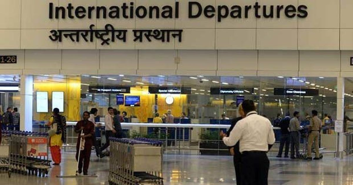 Aadhaar card mandatory for Delhi airport employees from January 1