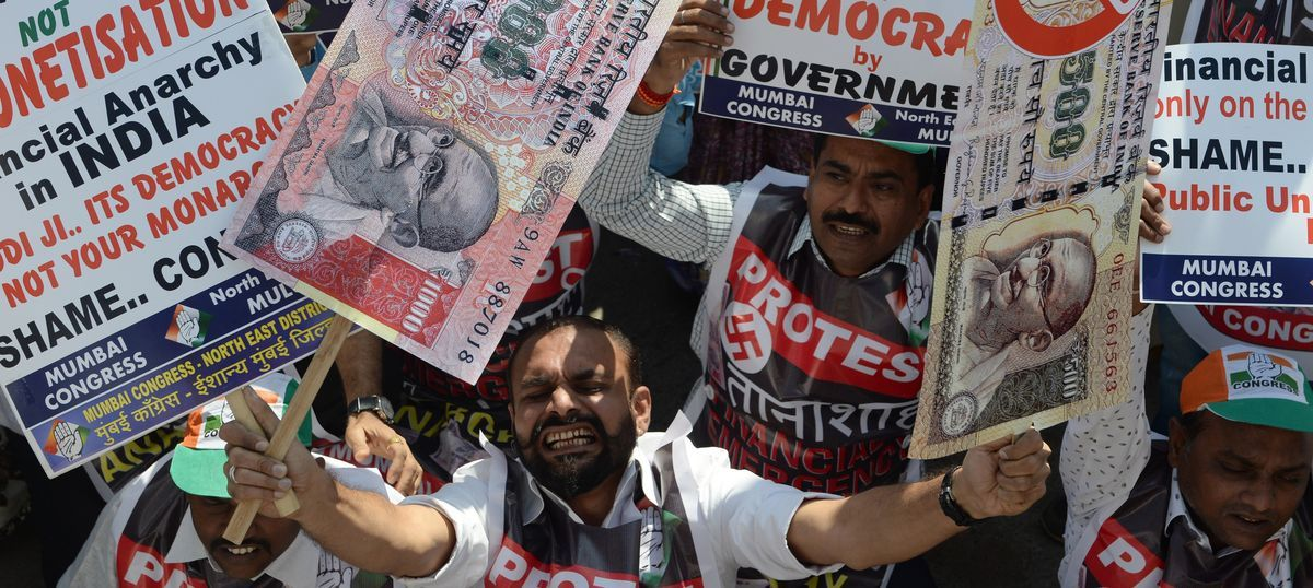 Why is there now a 4-year jail term for keeping demonetised notes (that are worthless anyway)?