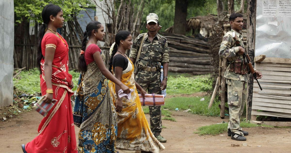 A new way to target activists in Chhattisgarh: Charge them with exchanging old notes for Maoists