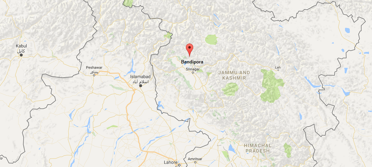 Jammu and Kashmir: Two Army jawans injured during encounter with militants in Bandipora district
