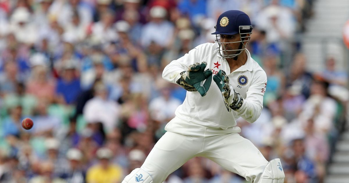 Image result for MS Dhoni test keeping