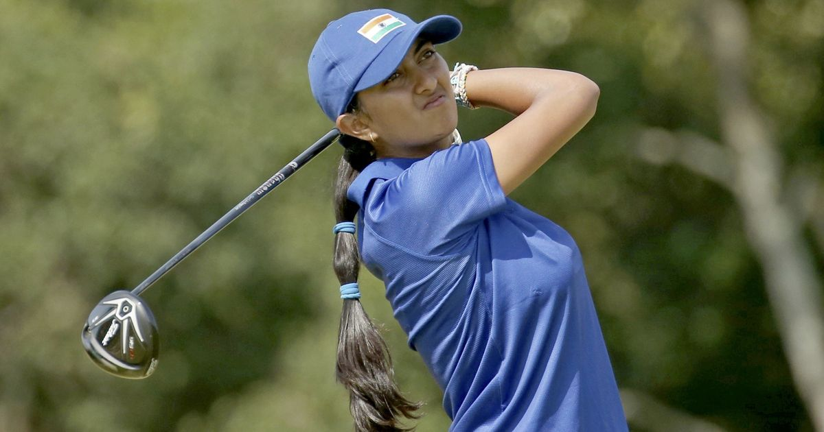 Indian sportsperson of the year #2: At 18, Aditi Ashok had the golfing world at her feet in 2016
