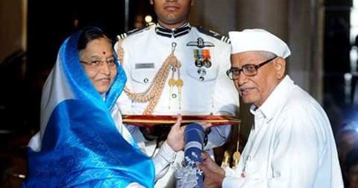 Former Union minister Balasaheb Vikhe Patil dies at 84