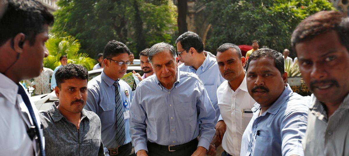 Forget last three wasteful months, let's re-establish Tata Group leadership: Ratan Tata to employees