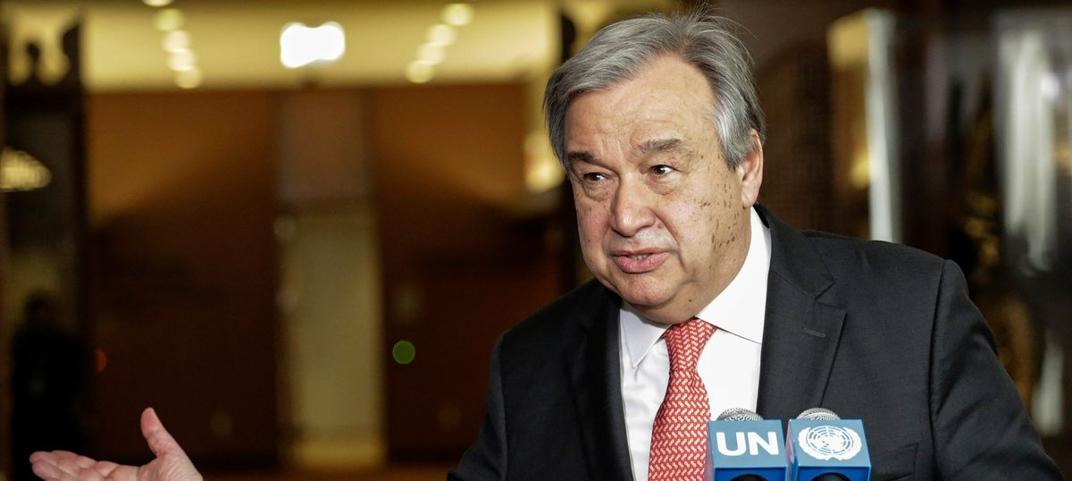 Envoy calls for objective approach to Israel as new UN chief Antonio Guterres takes charge