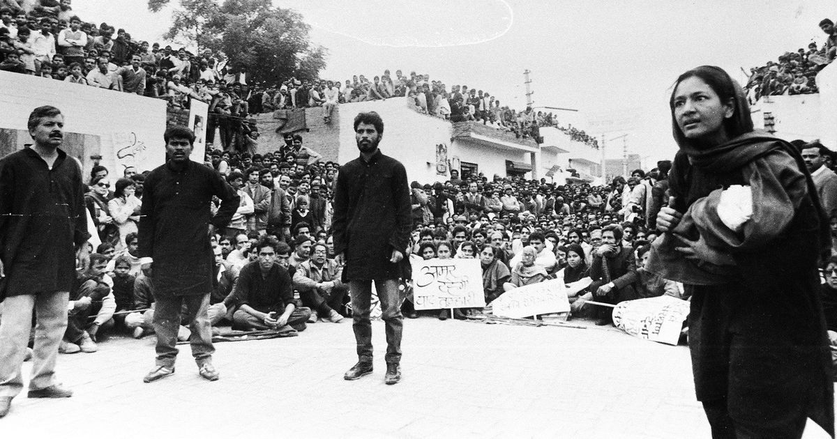 Remembering Safdar Hashmi and the play that changed Indian street theatre forever
