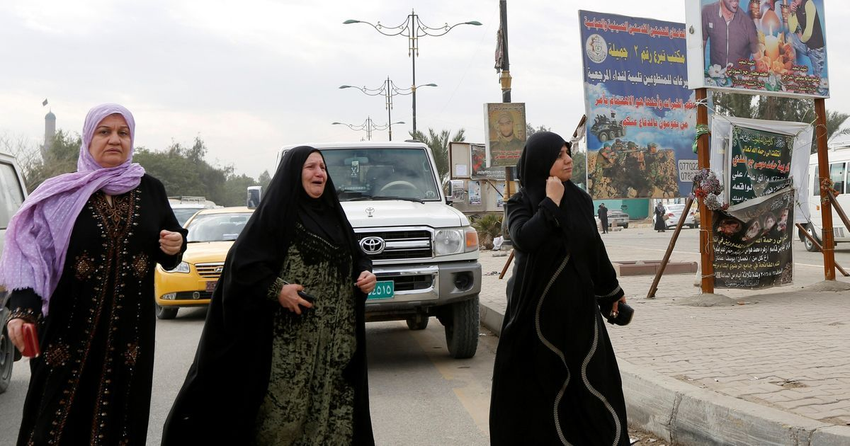 Iraq: More than 30 people killed in car bomb attack in Baghdad's Sadr City