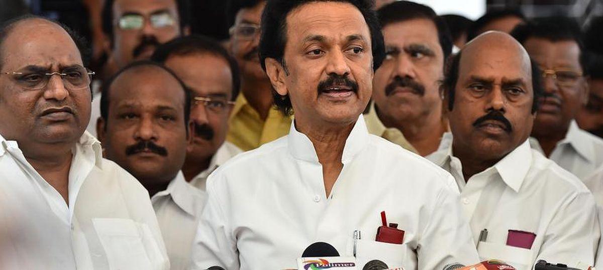 Tamil Nadu: MK Stalin appointed DMK working president