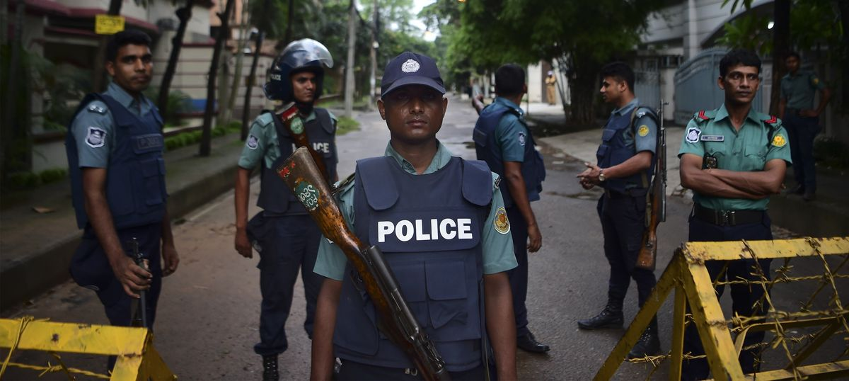 2016 Dhaka cafe attack mastermind killed in gunfight, say Bangladesh police