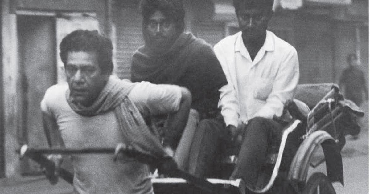 When Om Puri did so much homework for 'City of Joy' that he was mistaken for a rickshaw puller