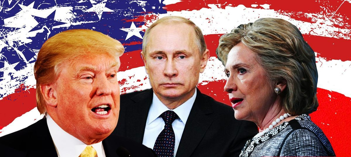 Vladimir Putin ordered campaign to help Donald Trump win US elections, says intel report
