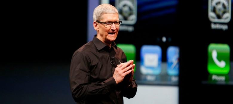 Tim Cook's salary slashed by 15% after Apple misses revenue target in 2016