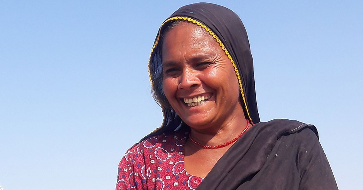 By grabbing a cobra by its head, one woman changed her Pakistani tribe forever
