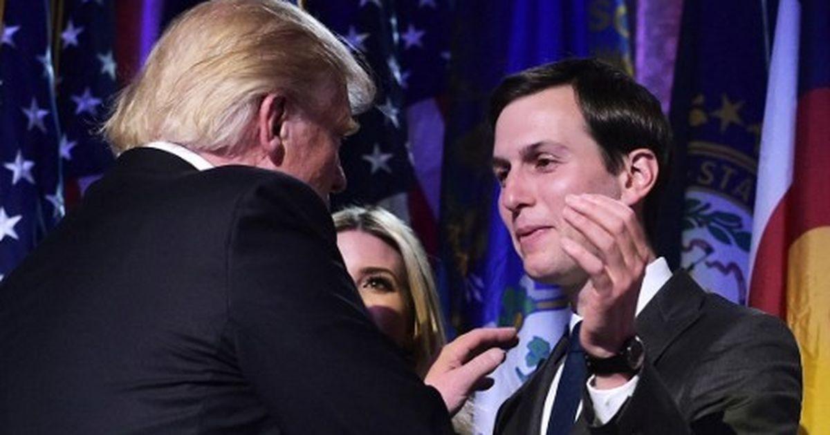 US President-elect Donald Trump picks son-in-law to be senior White House adviser