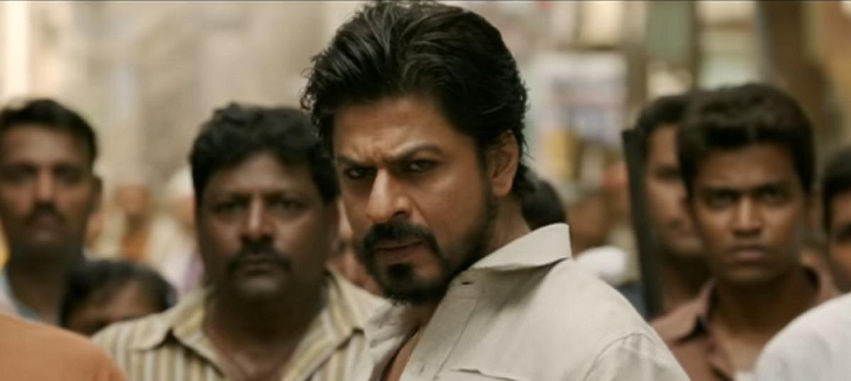Film distributor receives threat from Shiv Sena against screening of Shah Rukh Khan's 'Raees'
