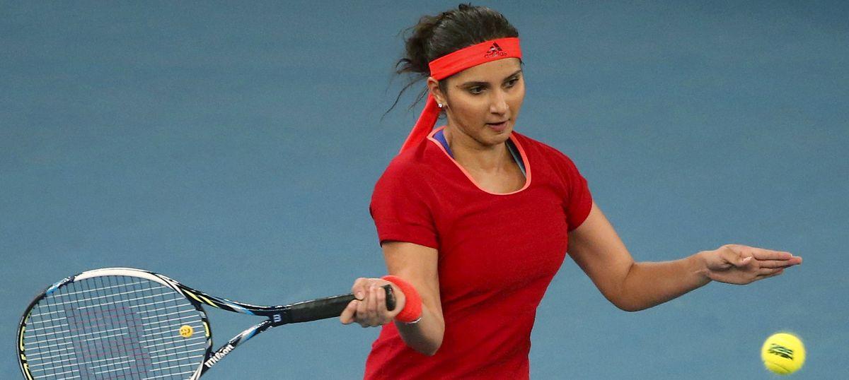 Sania Mirza and Barbora Strycova go down 4-6, 4-6 in Sydney International final