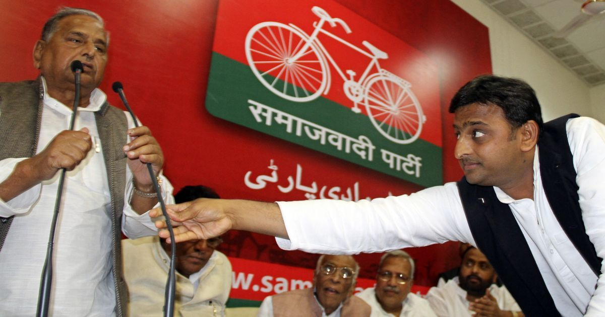 UP polls: Election Commission reserves its order on the Samajwadi Party symbol