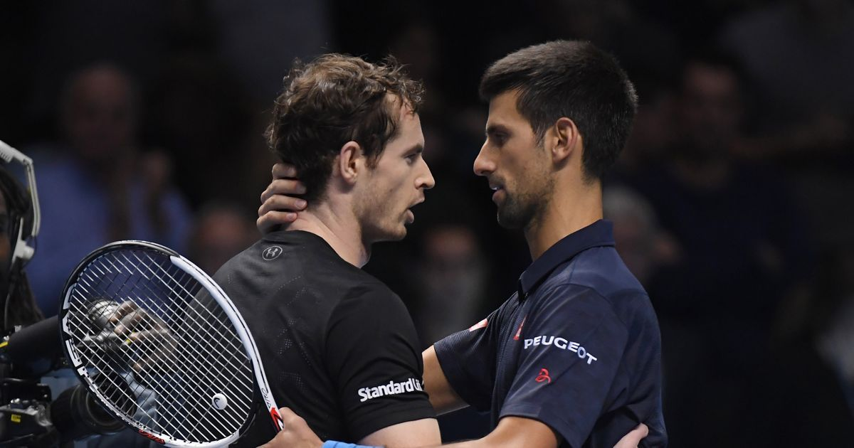 Andy Murray Headlines The Australian Open Men S Draw But Novak Djokovic Isn T Going To Sit