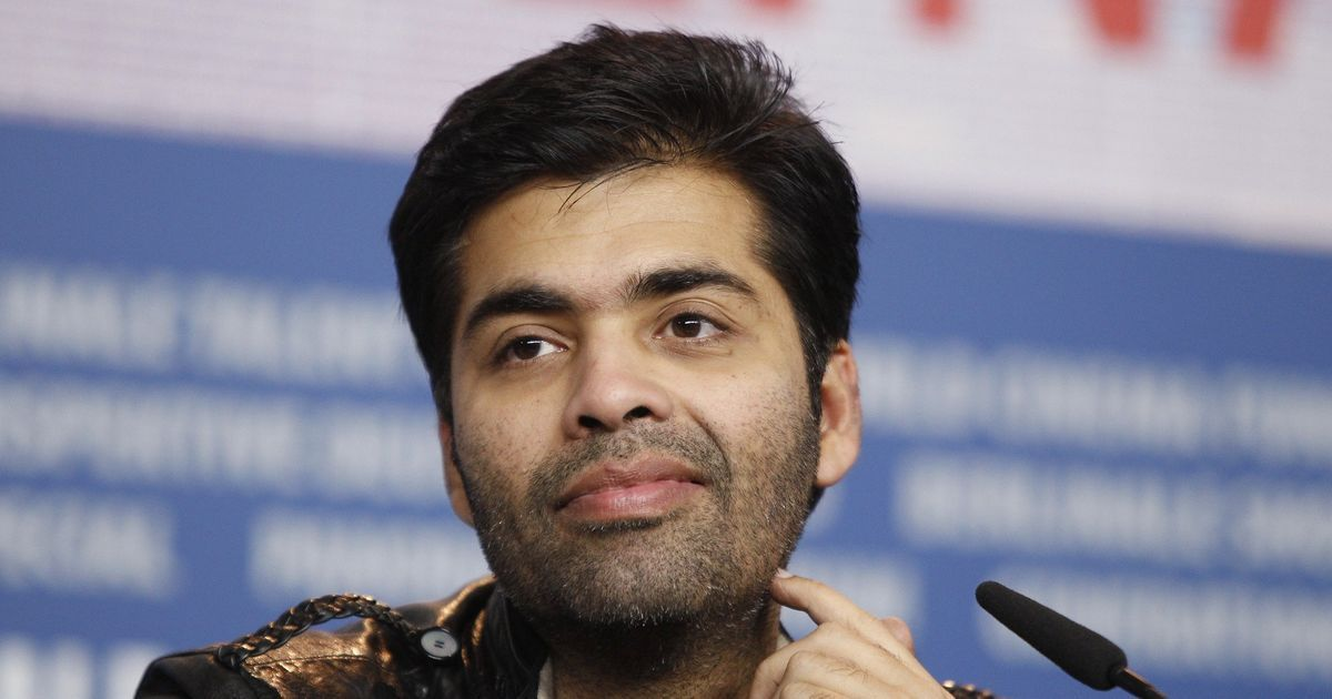 Karan Johar on making 'films about rich and frivolous things that don't matter'