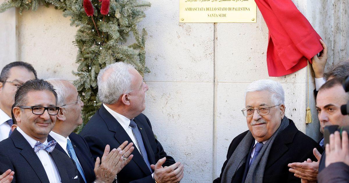 Palestine opens embassy in Vatican city