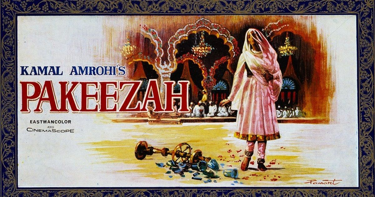Kamal Amrohi made only four films. Fortunately for us, one of them was 'Pakeezah'