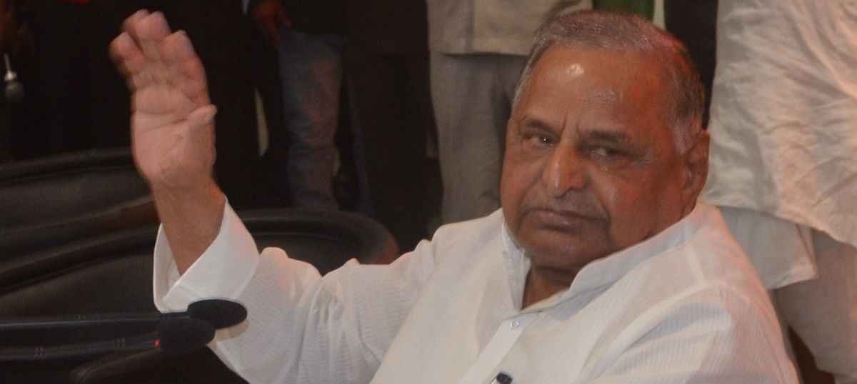 UP polls: I am trying to save SP, will fight against Akhilesh if need be, says Mulayam Singh Yadav