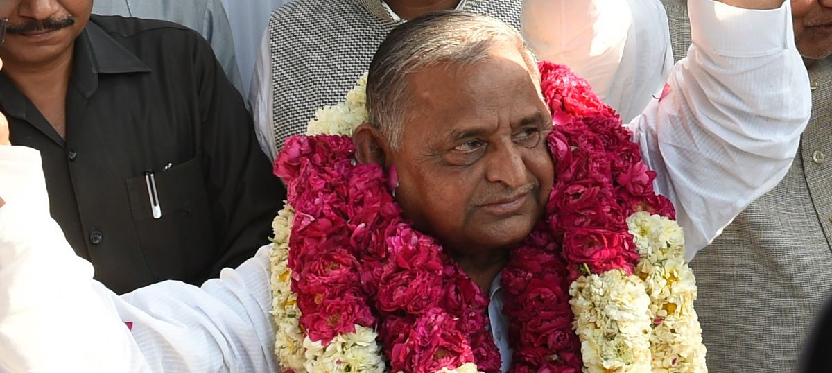 The big news: Mulayam is ready to fight elections against Akhilesh Yadav, and nine other top stories