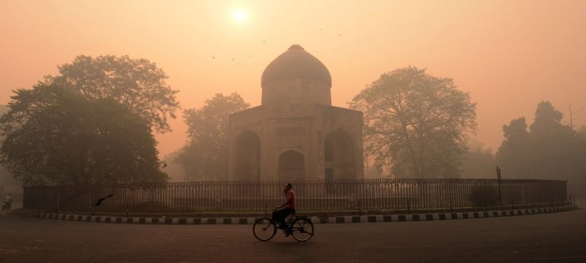 Centre notifies action plan to control air pollution in Delhi-NCR