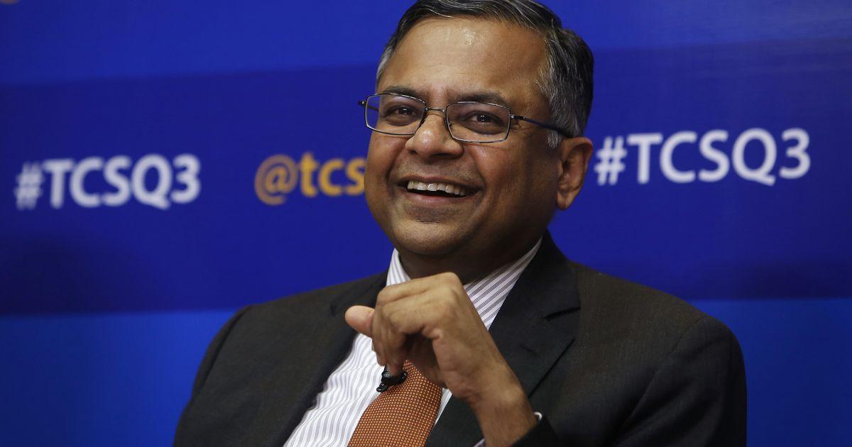 Natarajan Chandrasekaran appointed Tata Motors' additional director and board chairman