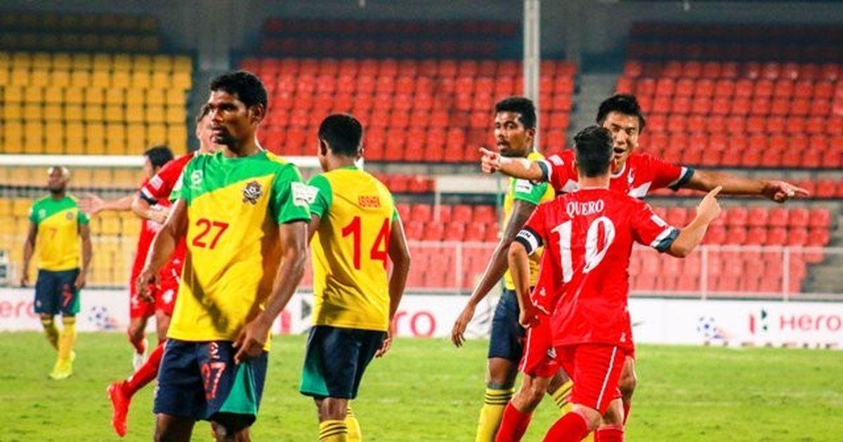 I-League: DSK Shivajians beat Chennai City 2-0