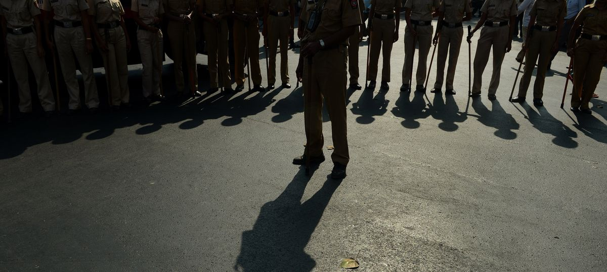 Centre sacks two senior police officers for non-performance