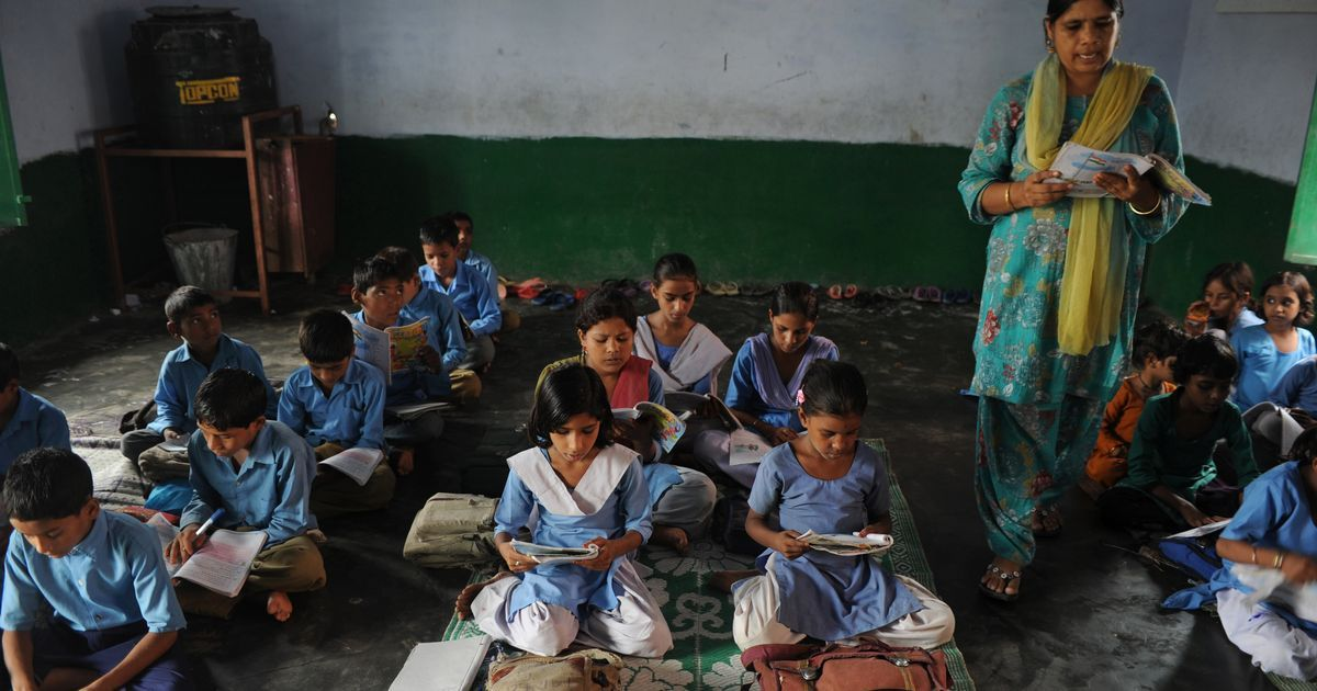 India's rural school education report: It's grim all the way, but some states are way behind others