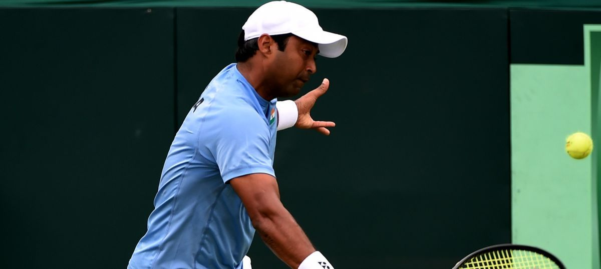 Leander Paes-Andre Sa and Purav Raja-Divij Sharan crash out of Australian Open in first round