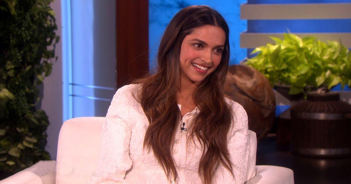 Deepika Padukone takes her Bollywood self to 'The Ellen Show'