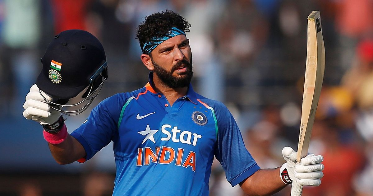 Yuvraj Singh hits career-best 150, MS Dhoni 134, India leave England with a massive chase