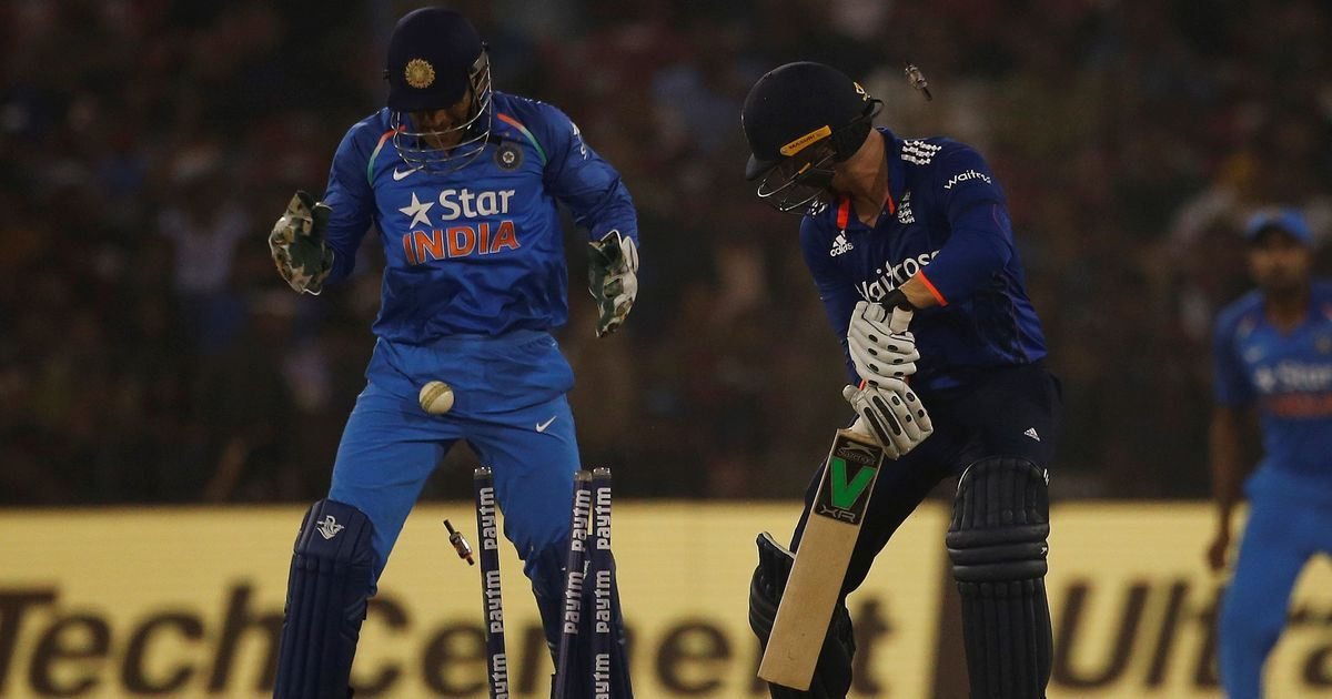 Spinners deliver series triumph for India after Yuvraj-Dhoni masterclass