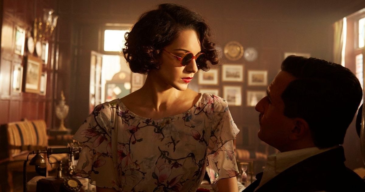 Everything in 'Rangoon' is grand and majestic, says the period romance's cinematographer