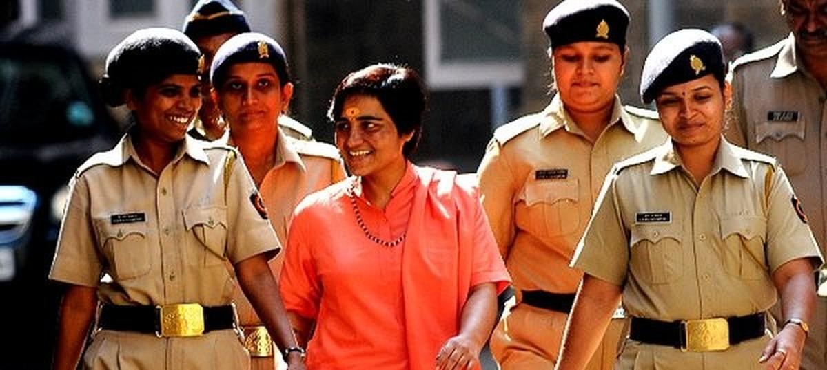 2008 Malegaon blasts case: No objection to granting Sadhvi Pragya bail, NIA tells Bombay HC