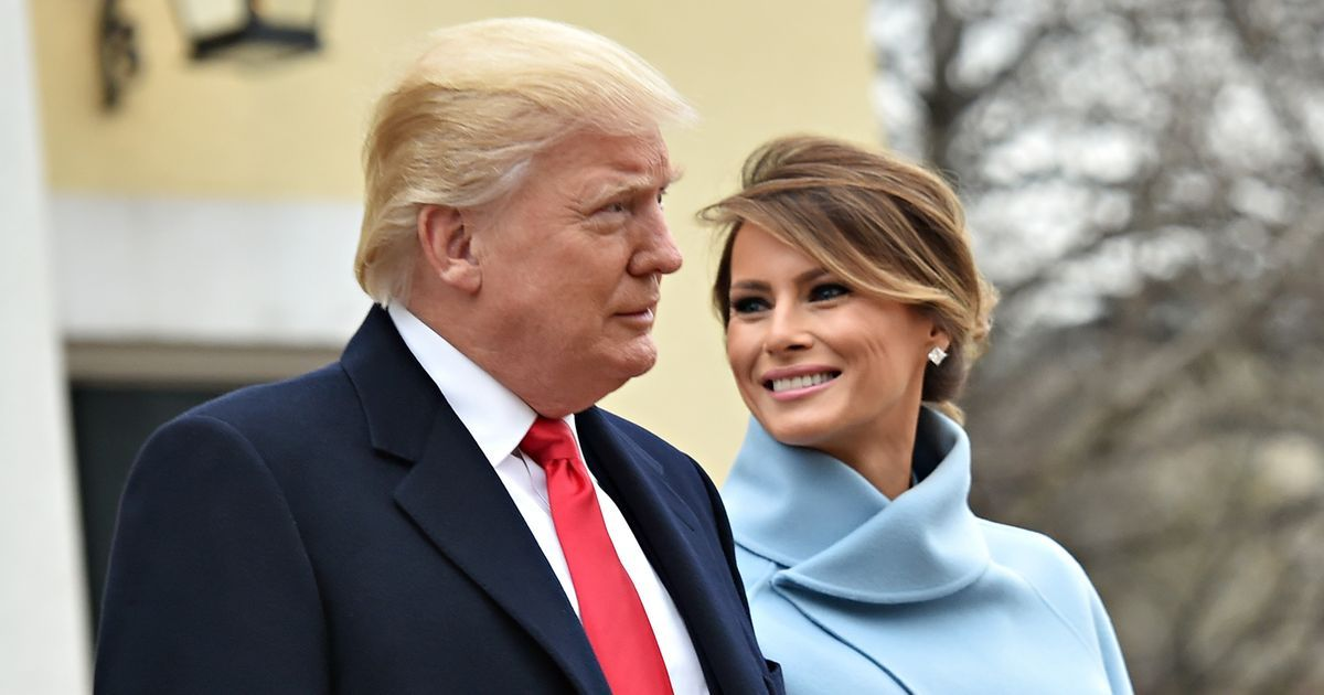 'I will never, ever let you down': Donald Trump sworn in as the 45th president of the United States