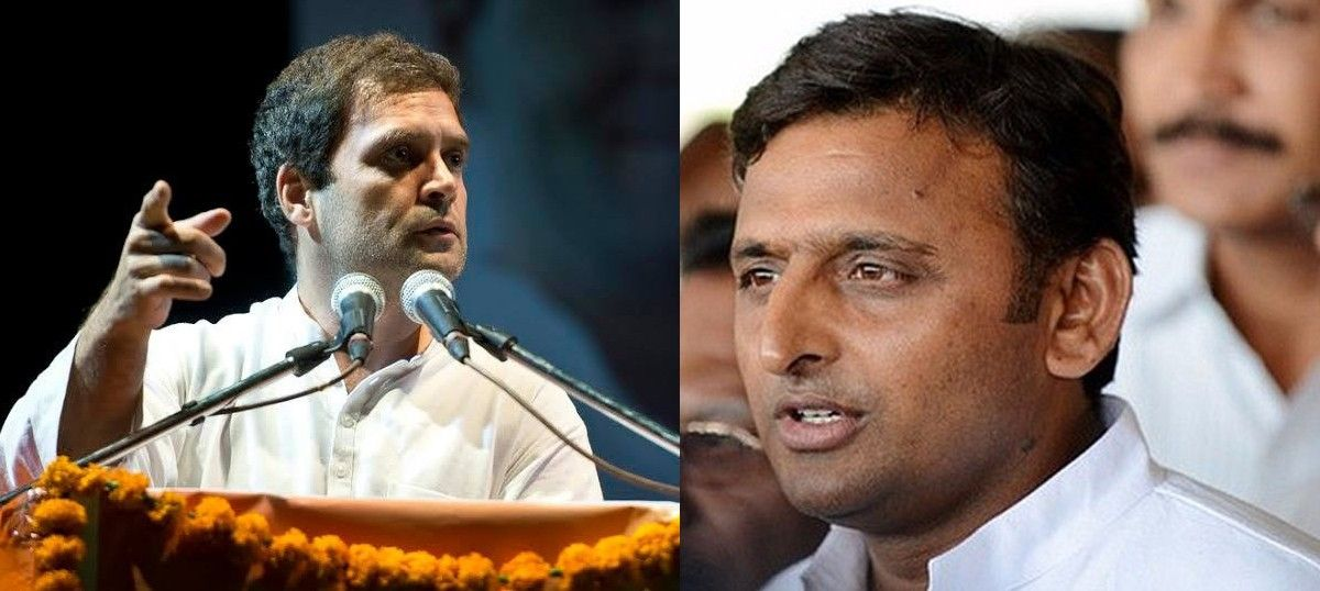 Samajwadi Party-Congress alliance in UP appears to face rough weather over seat sharing
