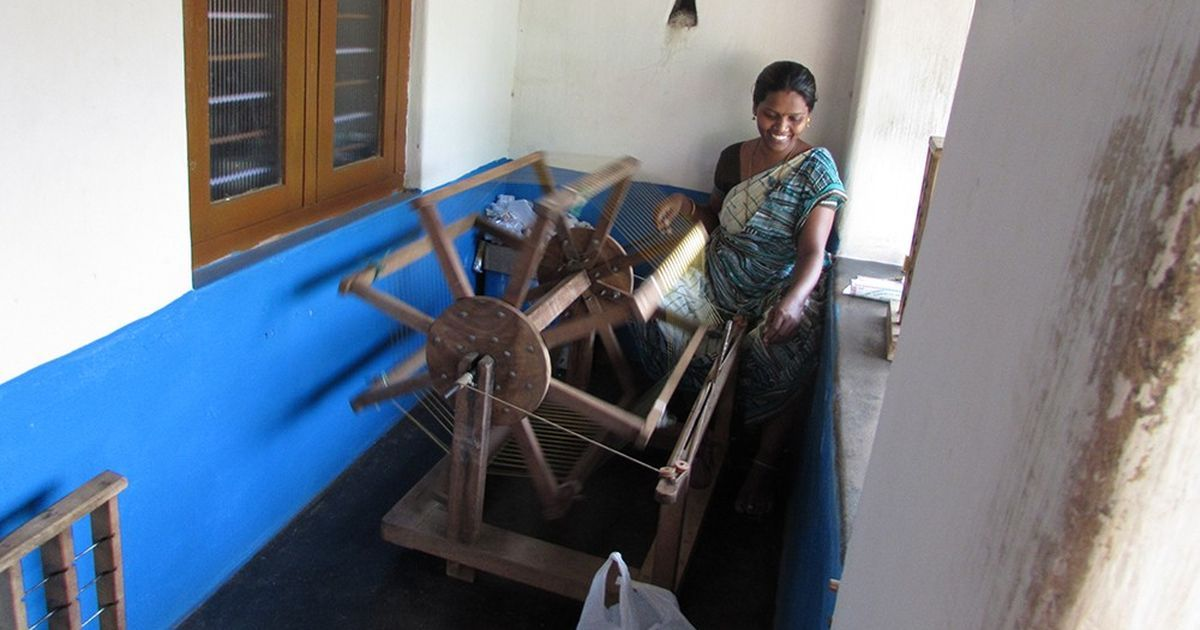 'Powerlooms may anger the goddess': The story of a unique weaver's village in Kerala