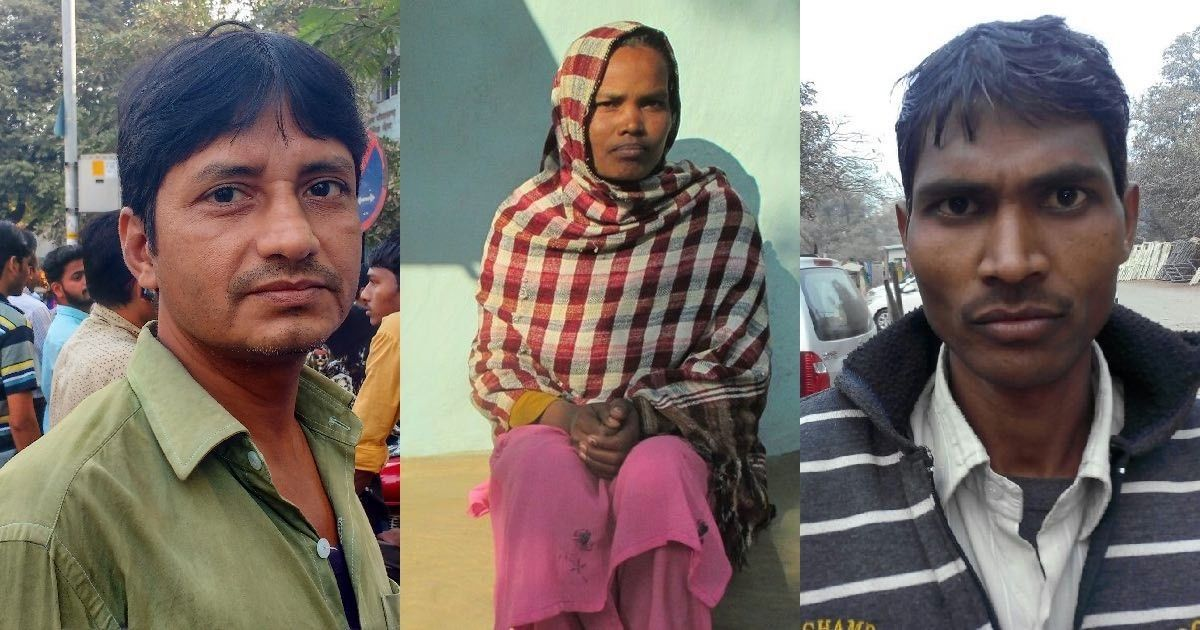 Cashless and demonetised: Meet three Indians who  once had jobs