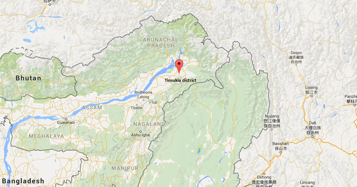 Two militants killed and two Assam Rifles jawans dead in attack near Arunachal border