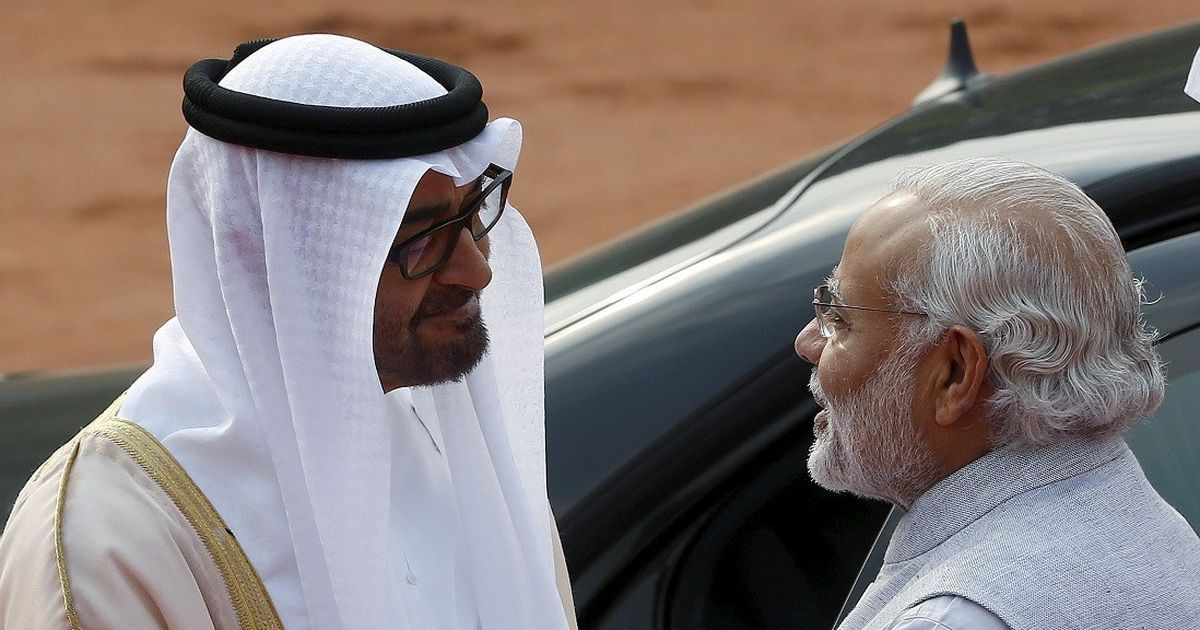 Growing Isis threat lends urgency to Abu Dhabi crown prince's visit to India for Republic Day