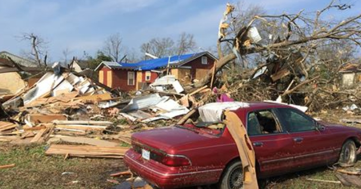 US: Powerful storms kill 18 people in Georgia and Mississippi
