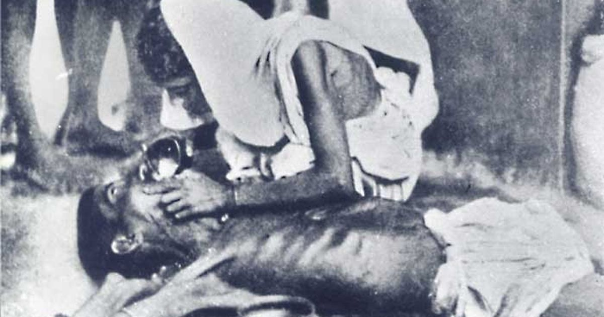 'We become crazy as lunatics': Letters from Indian soldiers fighting WWII during Bengal famine