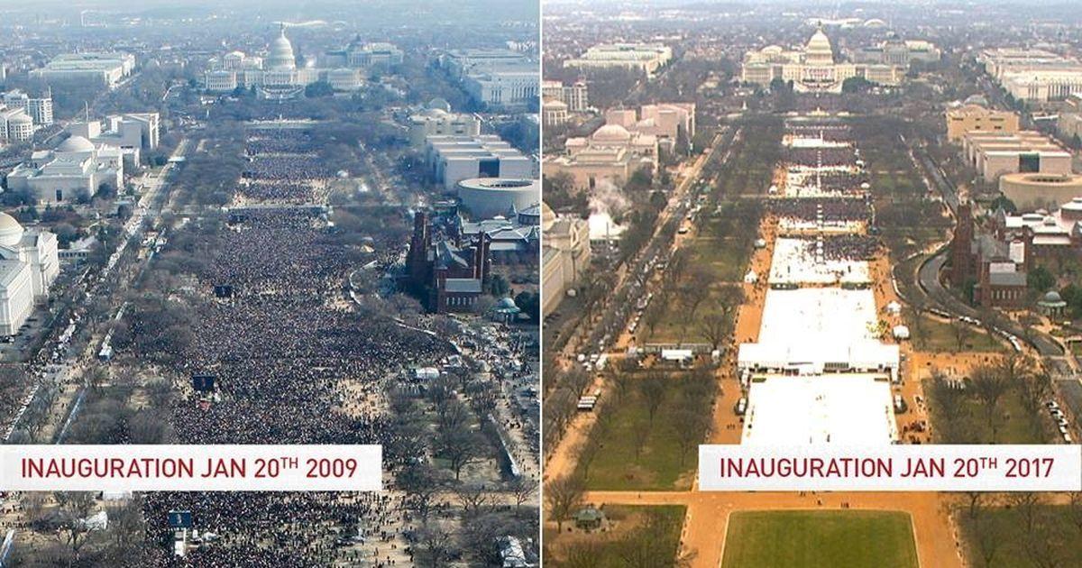 Who drew the biggest crowd: Obama, Trump or Calangute beach in Goa?