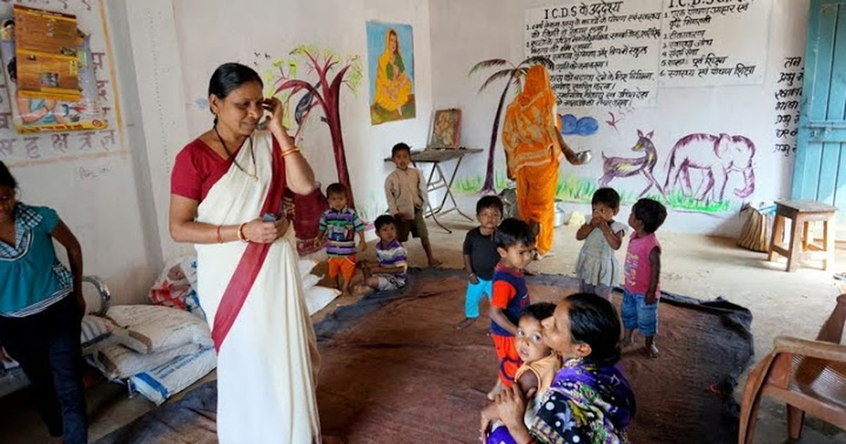 Child malnutrition is soaring but funding for India's child development scheme remains anaemic