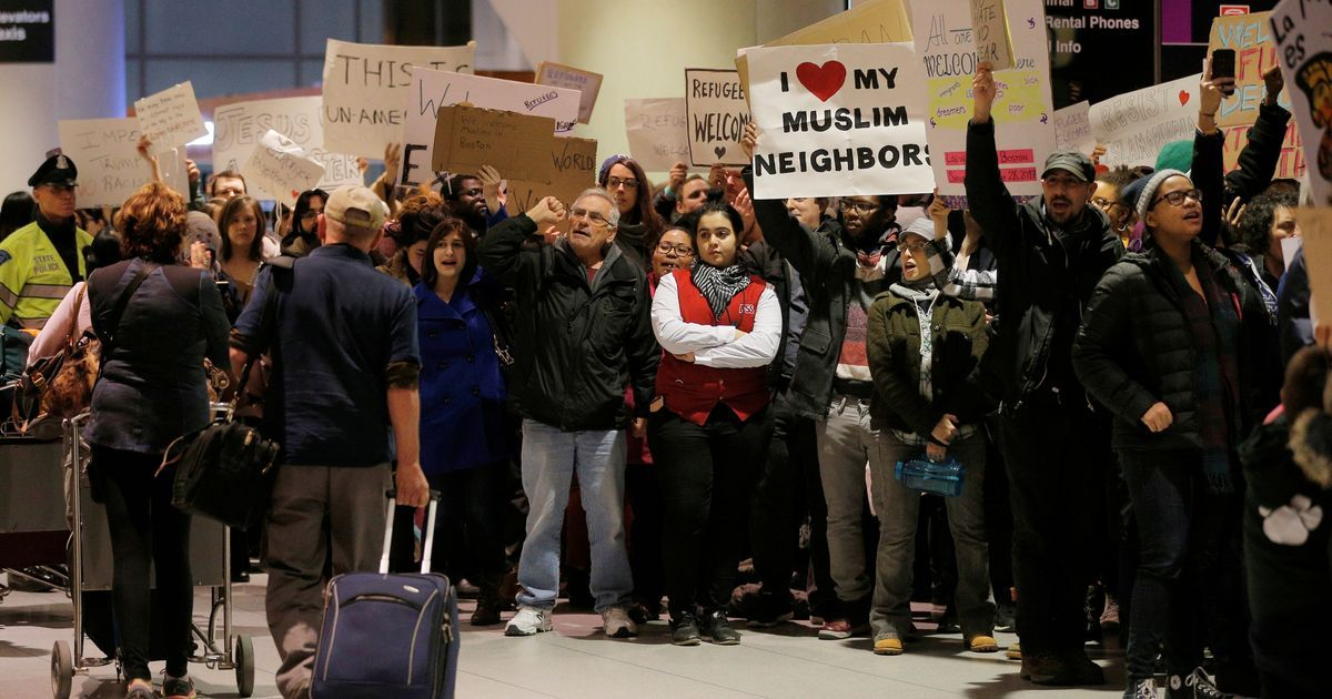 US: Federal judge halts part of Donald Trump's order banning migrants from Muslim-majority countries