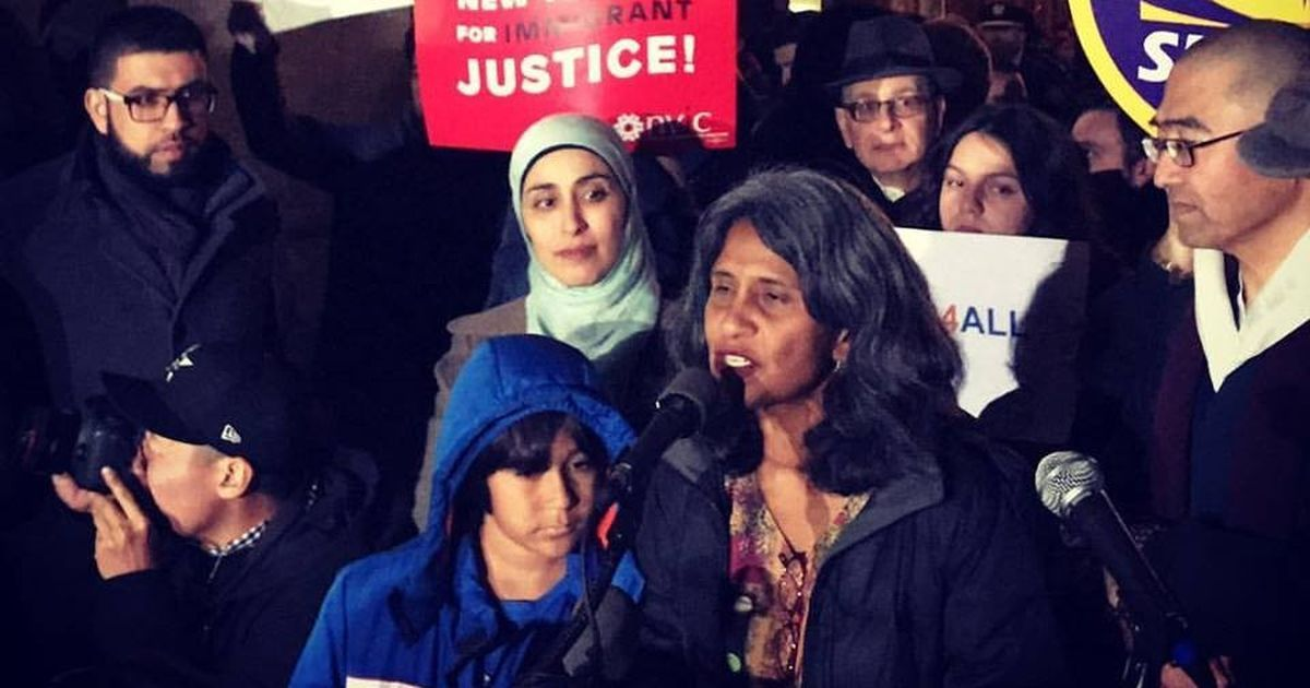 Why I joined protests at JFK against Trump's immigration order – and all Indian-Americans should
